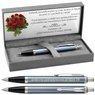 Długopis Parker IM Blue Grey CT z Grawerem 1