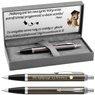 Długopis Parker IM Dark Espresso CT z Grawerem 1