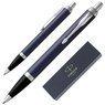 Długopis Parker IM Niebieski Mat CT