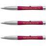 Długopis Parker Urban Twist CT Różowy Grawer + Etui 3