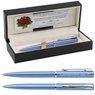 Długopis Waterman Allure niebieski CT z Grawerem 1