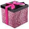 Pudełko na prezent różowa panterka M+ 1