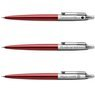 Zestaw Długopis Ółówek Jotter Parker Czerwony CT Prezent Grawer 7