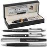 Zestaw Parker Pióro Długopis Jotter Bond Street CT Czarne z Grawerem 1