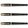 Zestaw Parker Urban Pióro i Długopis Muted Black GT z Grawerem 5