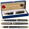 Zestaw Pióro Długopis Waterman Hemisphere mat GT z Grawerem 1