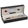 Zestaw Pióro wieczne Długopis Waterman Graduate stalowy CT z Grawerem 2