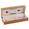 Zestaw Pióro wieczne i Długopis Parker Vector Grawer 2
